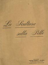 LA SCULTURA SULLA PELLE fasc. 3 del Catalogo Generale