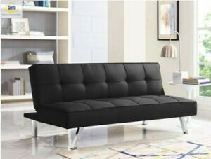 WOW CLOSE OUT DEAL!! Serta Multi-function Upholstery Fabric Sofa - BLACK