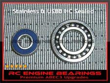 RC Engine BEARINGS PREMIUM Stainless &HC Thunder Tiger 46 Pro 40  TT 53 TT RL56H