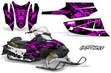 Arctic Cat Firecat Sabercat Graphics Kit Snowmobile Decals Sled Wrap NIGHTWOLF P