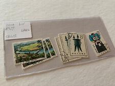 China Stamp Lot LA42