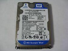 WD Scorpio Blue 320GB SATA WD3200BEVT-75A23T0 HHBVJHN 1A0026737 771672 (H23-11)