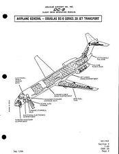 Douglas DC-9 1960's period manual archive 1960's McDonnell rare HISTORIC