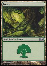FOIL Foresta 248 - Forest 248 MTG MAGIC M12 Eng