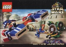 Lego Star Wars #7186 Watto's Junkyard New Sealed