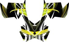SKI DOO BRP REV XP XM XR Z SUMMIT FREERIDE GRAPHICS DECAL WRAP 163 154 146 137 3