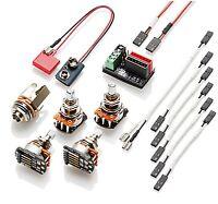 EMG- Solderless Wiring Kit for 1 or 2 pickups