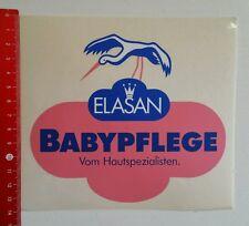 Aufkleber/Sticker: Elasan Babypflege (08041613)