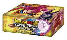 DragonBall Super Card Game - Gift Box 02 - Battle of Gods Set:: Brand New And Se