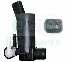 FOR FORD GALAXY KUGA I MONDEO MK3 MK4 S-MAX TWIN OUTLET WINDSCREEN WASHER PUMP