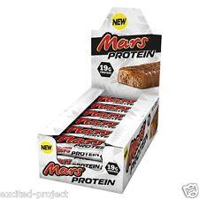 Mars Protein Chocolate & Caramel Rich Whey Snack Bars - 18 x 57g / 2oz
