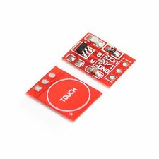 10Pcs TTP223 Capacitive Touch Switch Button Self-Lock Module for Arduino