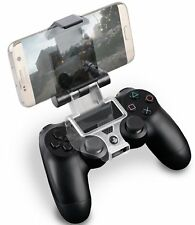 Smart Clip Holder for PlayStation 4 DualShock Controller for Android Devices