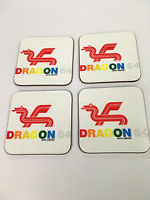 Dragon 64 Early Home Computer enthusiast COASTER SET