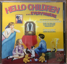 Hello Children ...Everywhere - The Definitive Collection 2 Cds