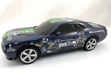 Seattle Seahawks Officially licensed! 1:18-scale Dodge Challenger sculpture