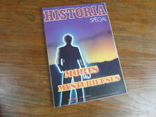HISTORIA Special 1982 - No 430 bis - MORTS MYSTERIEUSES Photo du sommaire