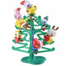 [BTS]  BT21 2019 LET S MAKE A CHRISTMAS TREE FIGURE SET