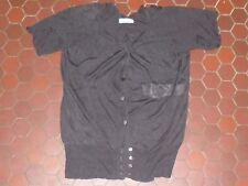 T-shirt style gilet gris foncéfemme KOOKAI taille 38 / 40