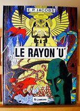 E.P. Jacobs LE RAYON U    Copyright 1974
