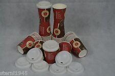 1000 KAFFEEBECHER COFFEE TO GO 0,2l MIT DECKEL;PAPPBECHER;BECHER;KAFFEE;COFFEE