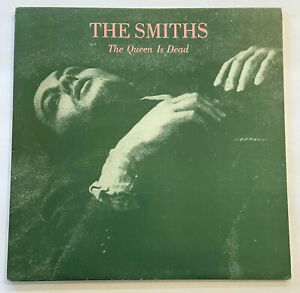 The Smiths The Queen Is Dead Gatefold LP Sire Rough Trade 25426-1 1986