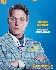 Hugh Grant Signed Autographed 8x10 Paddington 2 Phoenix Buchanan Photograph