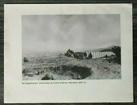 AQ) Blatt 2.WK 1940 Judaika jüdischer Friedhof Lemberg Lwiw Ukraine Artillerie +