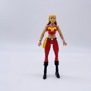 """Wonder Girl DC Multiverse Universe Dr. Psycho BAF wave loose 6"""" Teen Titans"""