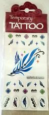 Temp Tattoos: Nail & Body easy on/off $.01 NO RESERVE, can BUY IT NOW, & Gift