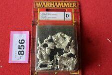 Juegos taller Warhammer SAVAGE Orcos Boyz Nuevo Y En Caja Nuevo Figura de Metal 3 X Chicos Ejército GW