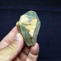 Chlorinated Gwindal QUARTZ Pretty Crystal - from Kharan, Balochistan, PAKISTAN!