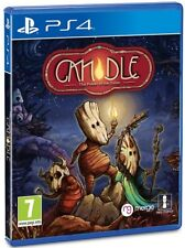 JUEGO  AVANCE  PLAYSTATION 4  CANDLE THE POWER OF THE FLAME  NUEVO (SIN ABRIR)