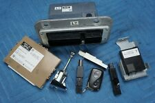 Lexus LX570 Key Replacement Kit ECU Immobilizer Lock Cylinder 2009 8pc Set OEM