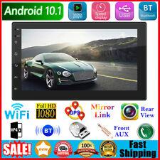 """7"""" 2 DIN Autoradio Bluetooth Navigazione GPS WiFi  Lettore MP3 MP5 USB FM Stereo"""