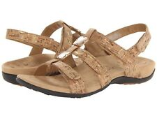 43e33835fa4f Vionic W  Orthaheel Technology Womens Sandals Amber Gold Cork Size 10
