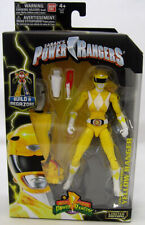 Mighty Morphin Power Rangers Legacy Edition Yellow Ranger Brand New
