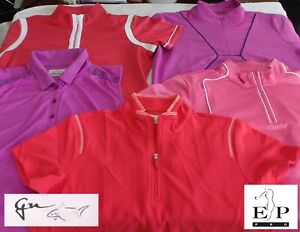 EP Pro & Greg Norman GOLF Women's Size Large Tops Various Colors/Styles NWOT-EUC