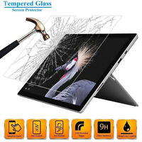 For Microsoft Surface Pro 2017 / Pro 4 Tablet 9H Tempered Glass Screen Protector