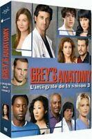 Grey's Anatomy : L'integrale saison 3 - Coffret 7 DVD // DVD NEUF