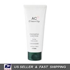 [ Etude House ] AC Clean Up Cleansing Foam 150ml (5.07 fl.oz)