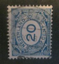 kortebalk HAARLEM 6 -21.XI.8. op nvph 109