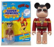 Medicom Be@rbrick SDCC 2012 WF 100% Super Powers Plastic Man Bearbrick 1pc