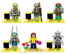 Teenage Mutant Ninja Turtles Construction Toys & Kits