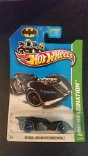 Hot Wheels 2013 Batman: Arkham Asylum Batmobile HW Imagination 1:64 Scale 63/250