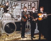 The Beatles photograph - L1498 - Paul McCartney, John Lennon and George Harrison