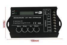 Centralina Led Timer Alba Tramonto 12V 24V 20A WIFI Time Led Controller TC421