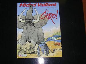 Michel vaillant  CAIRO  !  2003  éditions GRATON