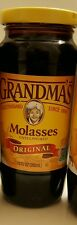 ((BUY 1 GET 1 50% OFF))-GRANDMA'S ORIGINAL UNSULPHURED  MOLASSES-12oz JAR.