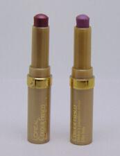 Lot of 2 L'OREAL COLOUR FRESCO Refreshing  Creme EyeShadow Purple 0.05oz / 1.5g
